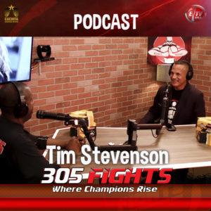 305 Fights Tim Stevenson Podcast thumbnail